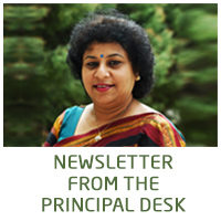 Newsletter from the Principal Desk – April 2020