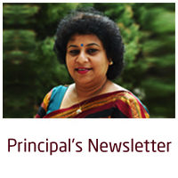 Newsletter from the Principal Desk– September'18