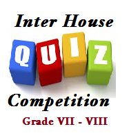 Inter House Quiz Competition – Grade VII-VIII