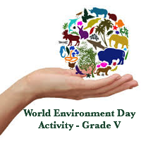 World Environment Day – Grade V