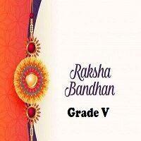 Raksha Bandhan Activity Grade V