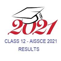 CLASS XII – AISSCE 2021